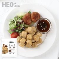 [허닭] 닭가슴살 한입 큐브 떡갈비 100g 1+1