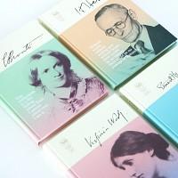 50권 독서기록 노트 - 작가 시리즈 (독서노트)