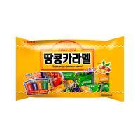 크라운 땅콩 카라멜 사탕 대용량 720g