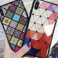 타일 패턴케이스(아이폰7플러스/8플러스)