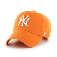 MLB모자 뉴욕양키즈 바이브런트오렌지