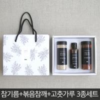 참기름 참깨세트 고춧가루 국내산 매일매일세트 S4호