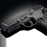 ACADEMY 장난감 MP40블랙 BB탄권총CH1531666