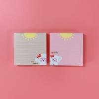 [호호문방구] 만쩜노트 햇살 미니 - 떡메모지