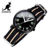 [KANGOL] 캉골시계 나토밴드시계 KG11132_1 BGB