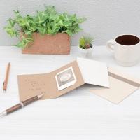 [Nakabayash] 폴라로이드,인스탁스 미니 포토 카드..나카바야시 카드앨범+봉투(소) Simplaft 3개/팩 HF371