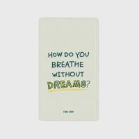 [어프어프] 보조배터리 I dream-gray