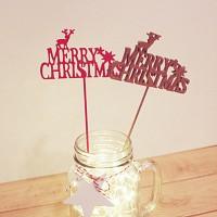 MERRY CHRISTMAS 픽(2color)