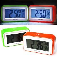 [무료배송] 자동터치라이트알람시계