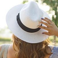 남여공용 기본 페도라 모자
