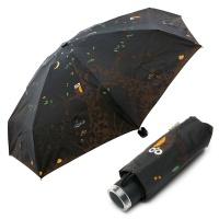 5단 수동 우산(양산겸용) - 밤에부엉이