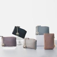 [이니셜 커스텀] Square multi wallet _ 5 Color