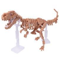 나노블럭 - T-REX Skeleton