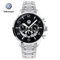 Volkswagen 폭스바겐 남자 메탈시계 VW1425M-BK