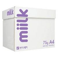 한국제지(밀크)  A4 75g 500*5
