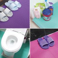 욕실매트 미끄럼방지매트 화장실매트 소 120x60cm 1+1