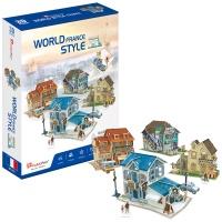 [3D퍼즐마을][W3187h] 월드스타일 프랑스 (World Style France)