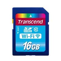 [트랜샌드] 무선전송 와이파이 SD카드 16G 클래스10