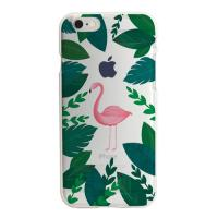 LOVELY FOREST FLAMINGO 아이폰X SOFT CASE