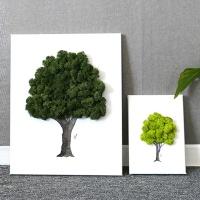 [앨빈디자인] 스칸디아모스 인테리어 액자 6호 8colors