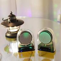 가우넷 오호 S10 LED 라이트 듀얼 블루투스 스피커