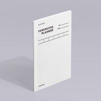 [모트모트] 텐미닛 플래너 31DAYS - 화이트 (1EA)