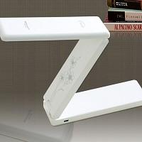 캠핑-밤낚시-독서용LED USB충전 건전지사용 램프/스탠드(S)