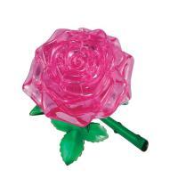 44피스 크리스탈퍼즐 - 핑크 로즈