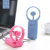 피트래블 2550mA 대용량 USB 충전 휴대용 선풍기