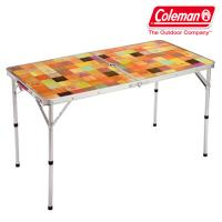 콜맨(Coleman) 정품 내추럴 모자이크 리빙 테이블 120 플러스[2000026751]