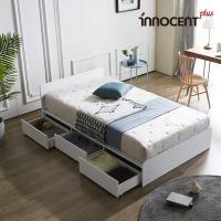 [이노센트] 리브 메디오 멀티수납형 침대 SS
