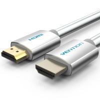 벤션 4K UHD 아이언실버 HDMI 2.0 케이블/벨크로 증정