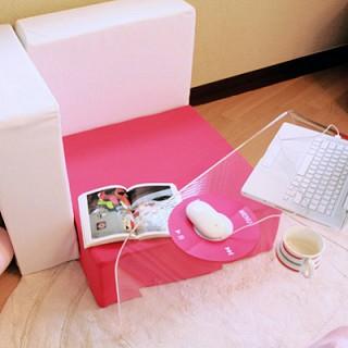 Jersey Block-핑크