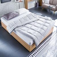 [채우리] 로라 침대 SS_겹면 양면매트리스 포함