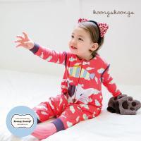 피쉬키티슬립색 유아수면조끼 아동수면조끼