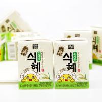 유기농 밥알없이 맑은식혜125ml x 24개입 1박스