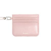 Fennec Necklace Card 003 Light Pink