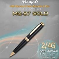 메모큐 MQ-97(4GB)고급볼펜녹음기 고품격디자인 보