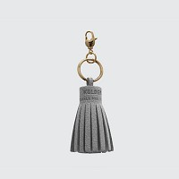 Soft Tassel-Gray