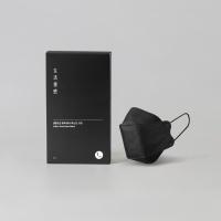 생활도감 황사마스크 KF94 - 블랙 (대형 30개입)