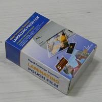 Royal Sovereign 세계인의 코팅지 로얄소브린 Supreme 라미네이팅 파우치 필름 100매팩/소형 신분증용 65*95mm-150mic
