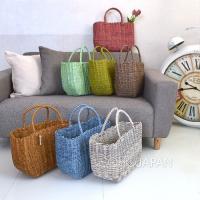 보카시 투톤 여름 가방(대)