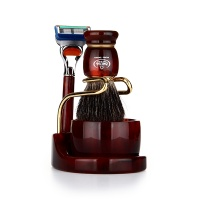 [오메가브러쉬] shaving brush SET F6151.11