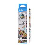 DELI 학생용 연필 EU53300