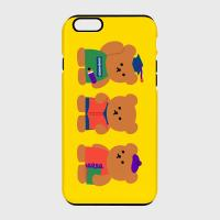 Smart bear friends-yellow(터프/슬라이드)