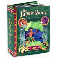 [정글북 팝업북]Jungle Book : A Pop-up Adventure