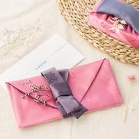 고운빛 용돈 보자기(핑크)