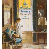 2019 캘린더 The Reading Woman
