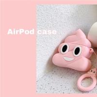 애플 에어팟 1/2세대 실리콘케이스/핑거링 ap192/핑크
