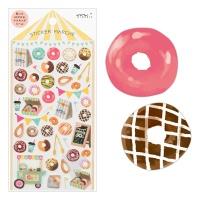 Sticker Marche - Doughnut